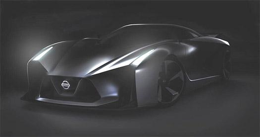 Nissan Vision Gran Turismo concepto