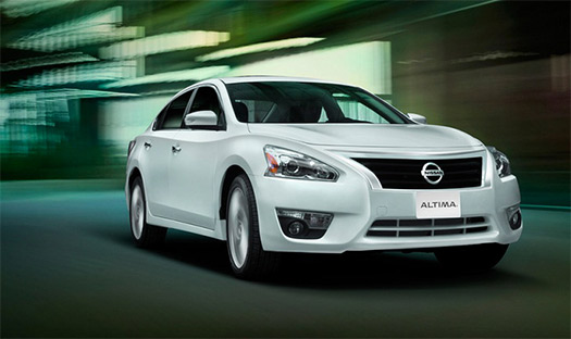 Nissan Altima 2015 México