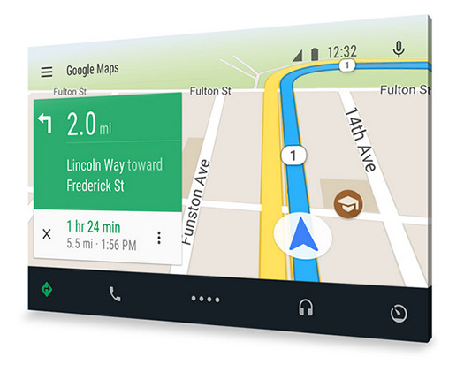 Android Auto en SEAT