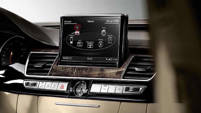 Audi A8 Sedan 2015 en México