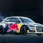 Presentan al Audio S1 para el Rallycross