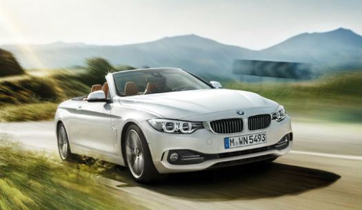 BMW Serie 4 Convertible 2015