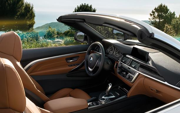 BMW Serie 4 Convertible 2015