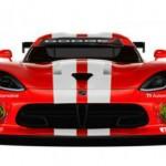 Dodge Viper SRT GTS-R 2014 es presentado
