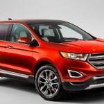 Ford presenta el nuevo Edge