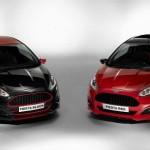 Ford Fiesta Black y Fiesta Red Edition