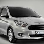 Ford presenta los nuevos Ka hatchback y Ka+ sedán