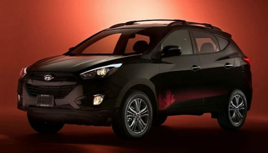 Hyundai ix35 The Walking Dead