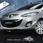 Mazda 2 2014 en México ahora desde los $188,900