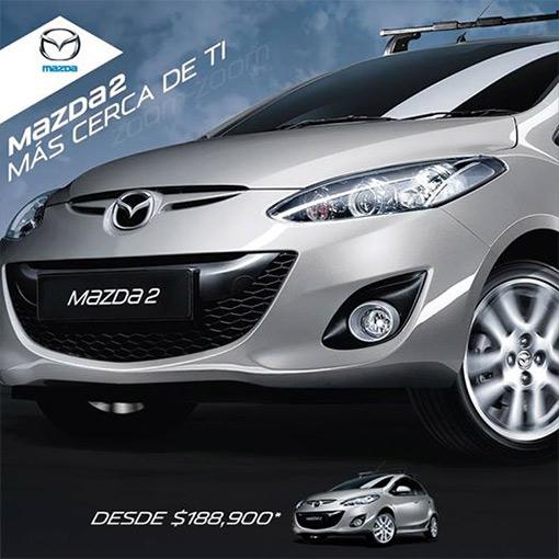 Mazda2 2014 en Méxicoxico $188900