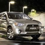 Mitsubishi ASX 2015 obtiene pequeñas actualizaciones