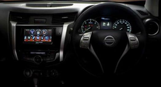 Nissan Fontier 2015