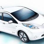 Nissan entrega el primer LEAF vendido en México