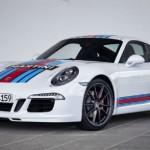 Porsche 911 Carrera S Martini Racing llega a México en edición limitada