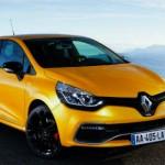 El Renault Clio RS podría llegar a México