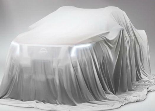 Teaser Nissan Pickup