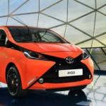 El nuevo Toyota Aygo en más imágenes a detalle