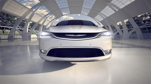 Video Chrysler 200 2015