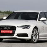 Audi A6 TDI Concept es presentado