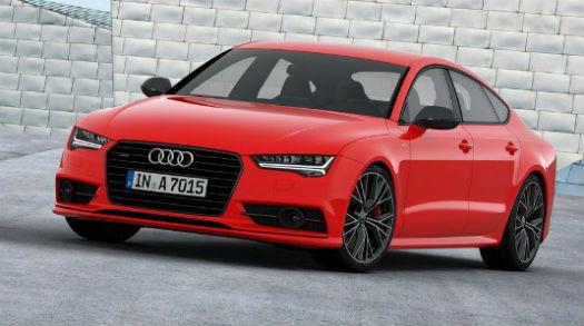 Audi A7 edición limitada