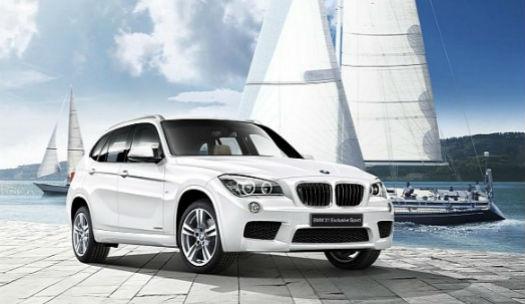 BMW X1 Edicion limitada Exclusive Sport