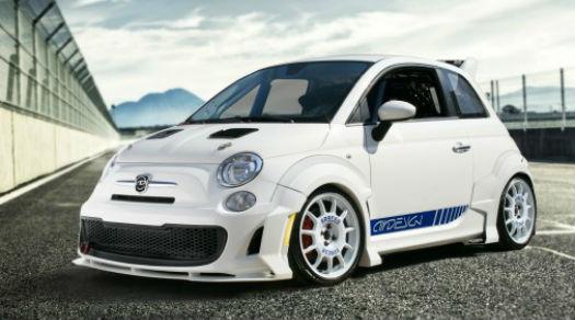 Fiat 500 Cup Super Series GP