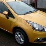 Fiat Punto renovado en primeras fotos espía