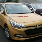 Nuevo Hyundai i20 en primeras fotos espías
