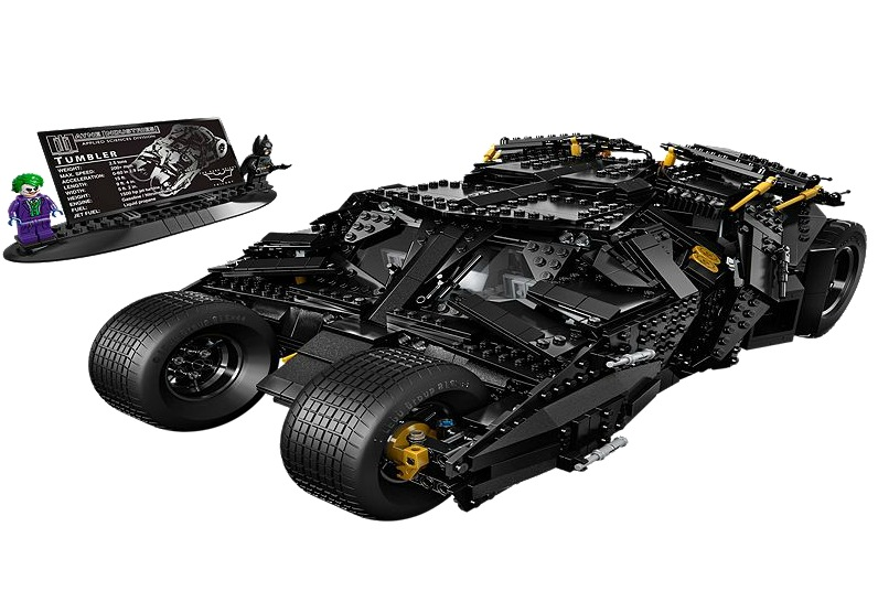 Lego Batimóvil