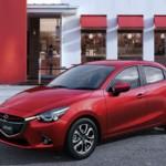Nuevo Mazda 2 2016 color rojo