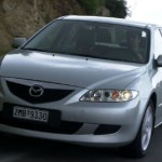 Mazda llama a revisión a 18,000 unidades del Mazda6