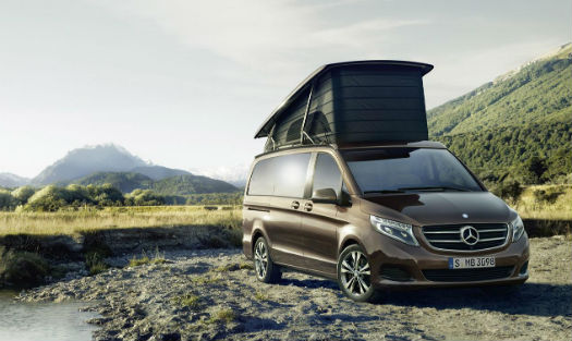Mercedes-Benz Clase V Marco Polo