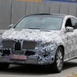 Nuevo Mercedes-Benz MLC en fotos espías