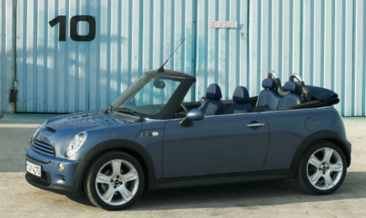 Mini Convertible 10 años