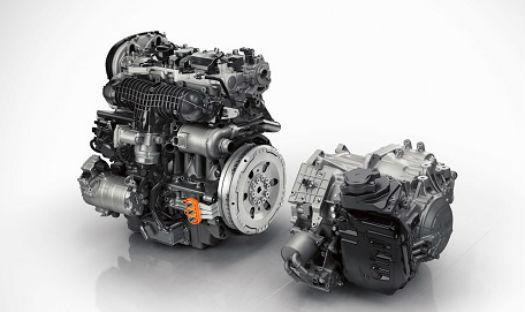 Motor Híbrido Volvo