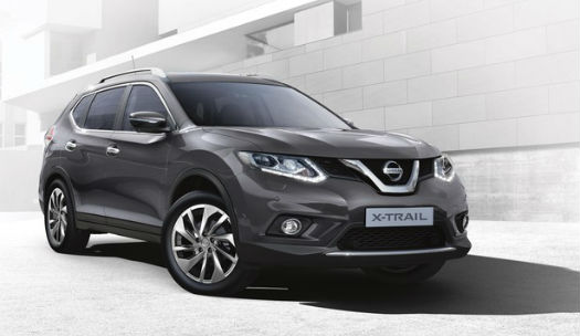 nissan x trail 2015 llega a m xico precios y versiones autos actual m xico. Black Bedroom Furniture Sets. Home Design Ideas