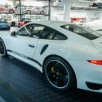 Porsche presenta el 911 Turbo S Exclusive GB Edition