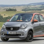 Smart ForTwo y ForFour 2015 son presentados