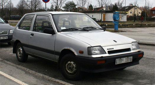 Suzuki Swift primera generación