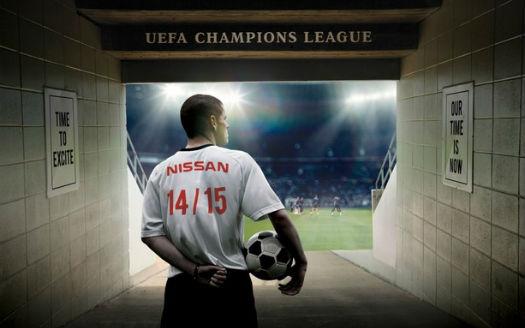 Alianza Nissan y UEFA Champions League