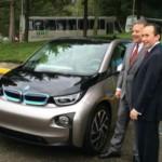BMW llega a más de 30 estaciones de carga para autos eléctricos en México