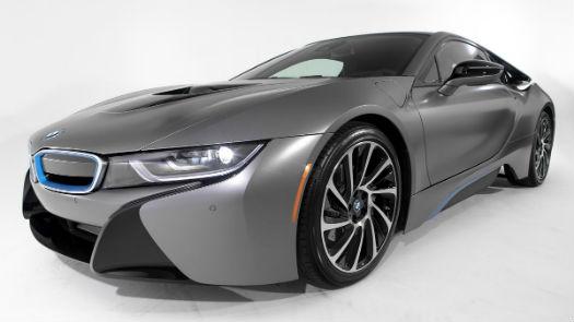 BMW ii8 Concours d'Elegance Edition