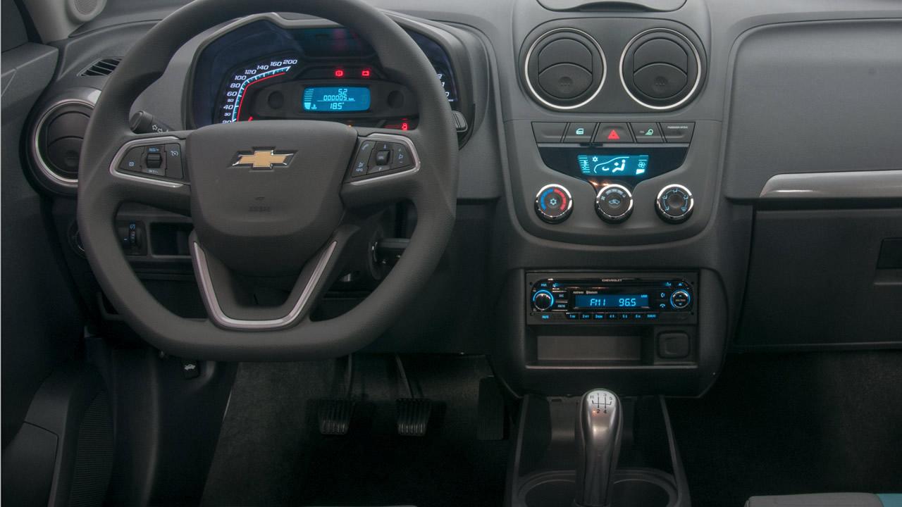 Chevrolet Tornado 2015 en México