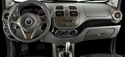Dodge Vision 2015 en México