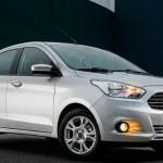 Nuevo Ford Ka+ sedán es presentado