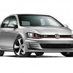 Volkswagen Nuevo Golf GTI 2015 llega a México