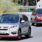 Honda CR-V recibe actualización, fotos espías