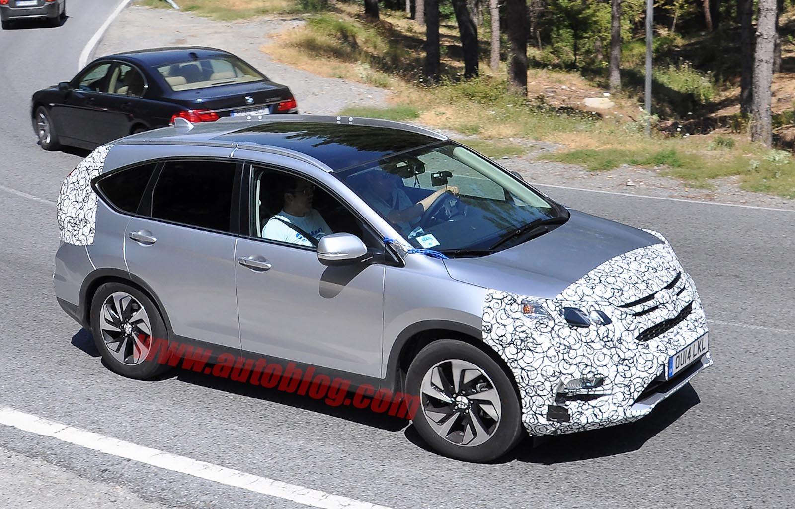 Honda cr v 2015 autos actual m xico for 08 honda crv