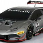 Lamborghini Huracán LP620-2 Super Trofeo es presentado