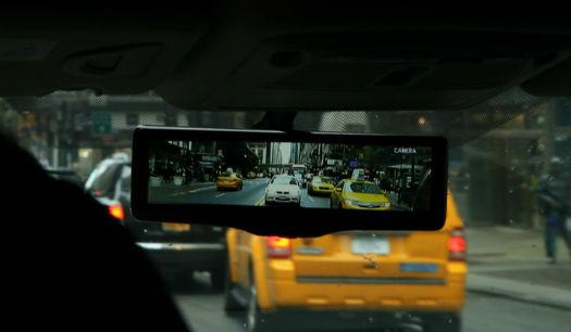 Nissan Espejo Retrovisor Inteligente